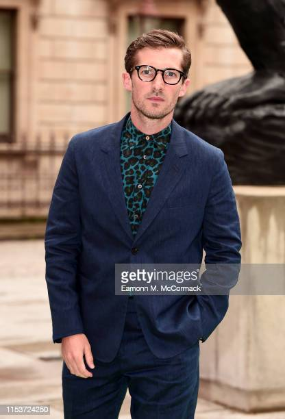 Gwilym Lee attends the Royal Academy of Arts Summer exhibition preview at Royal Academy of Arts on June 04 2019 in London England
