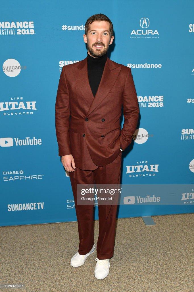 "2019 Sundance Film Festival - ""Top End Wedding"" Premiere : News Photo"