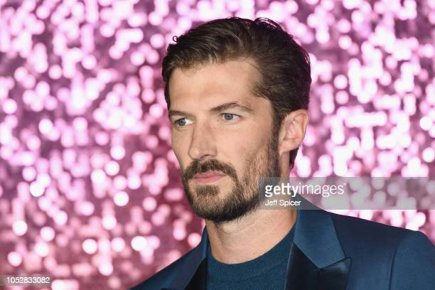 Gwilym Lee attends the World Premiere of 'Bohemian Rhapsody' at SSE Arena Wembley on October 23 2018 in London England