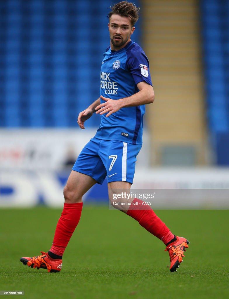 Peterborough United v Shrewsbury Town - Sky Bet League One : News Photo