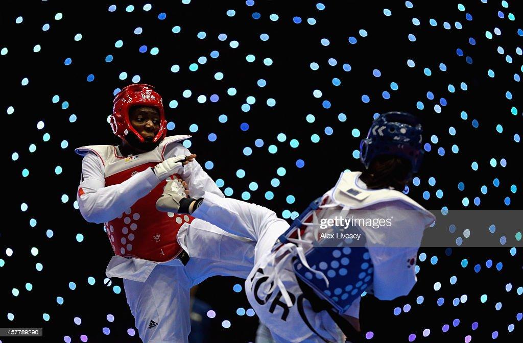 WTF World Taekwondo Grand Prix : News Photo
