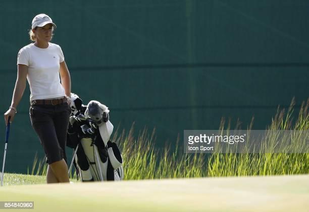 Gwladys NOCERA Masters Evian 2006 Derniere journee LPGA Evian