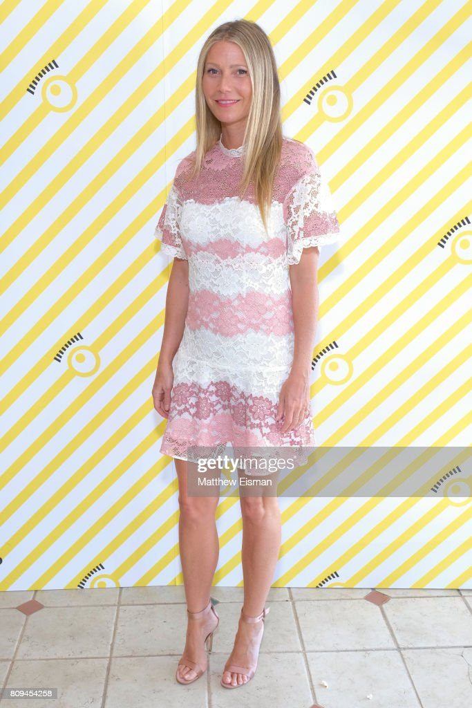 Gwyneth Paltrow and goop Host Screening of Despicable Me 3 in Southampton to Kick-Off Movie-Inspired Product at goop MRKT