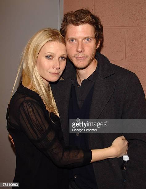 Gwyneth Paltrow and Jake Paltrow