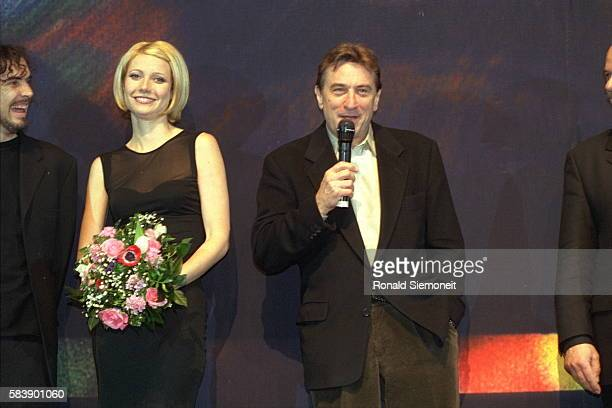 Gwyneth Paltrow and Robert De Niro for the film 'Great Expectations'