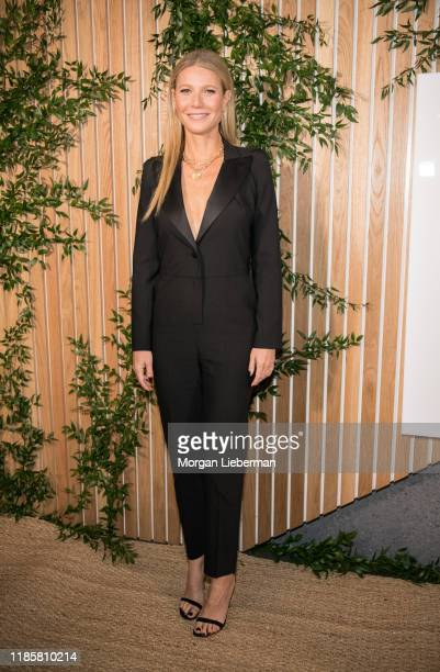 Gwyneth Paltrow arrives at the 1 Hotel West Hollywood grand opening event at 1 Hotel West Hollywood on November 05 2019 in West Hollywood California