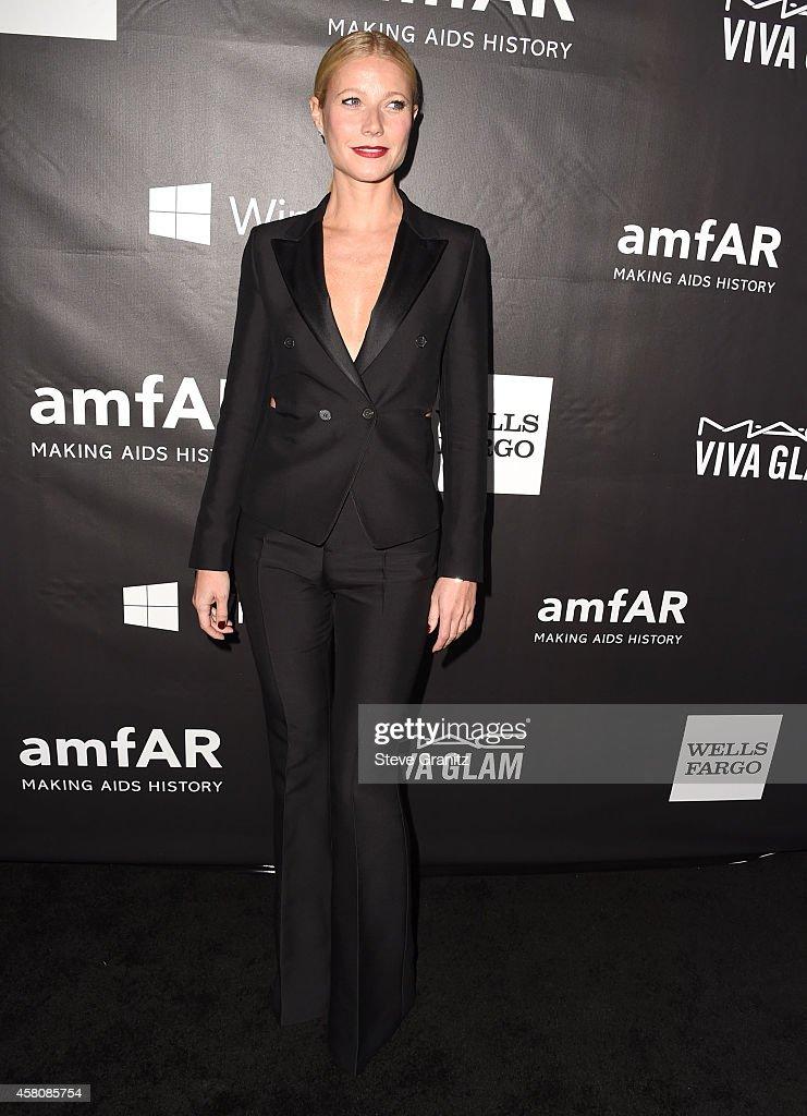 amfAR LA Inspiration Gala Honoring Tom Ford Hosted By Gwyneth Paltrow : News Photo
