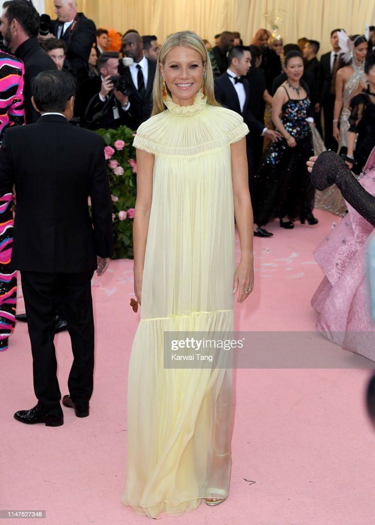 The 2019 Met Gala Celebrating Camp: Notes On Fashion - Arrivals : ニュース写真