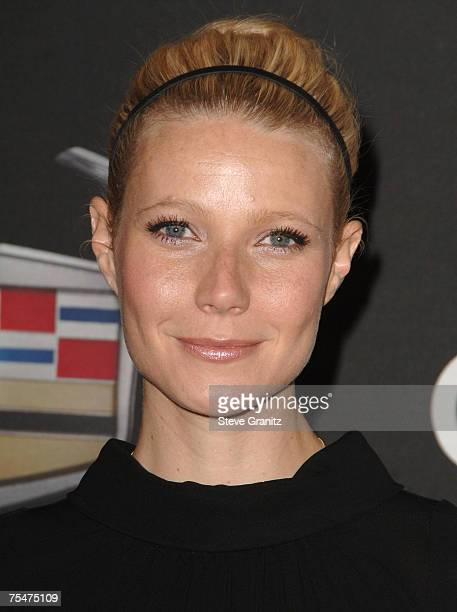 Gwyneth Paltrow at the Beverly Hills Hotel in Beverly Hills California