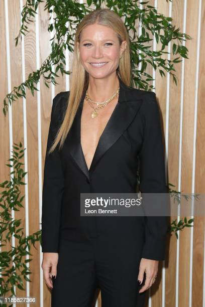 Gwyneth Paltrow attends 1 Hotel West Hollywood Grand Opening Event at 1 Hotel West Hollywood on November 05, 2019 in West Hollywood, California.