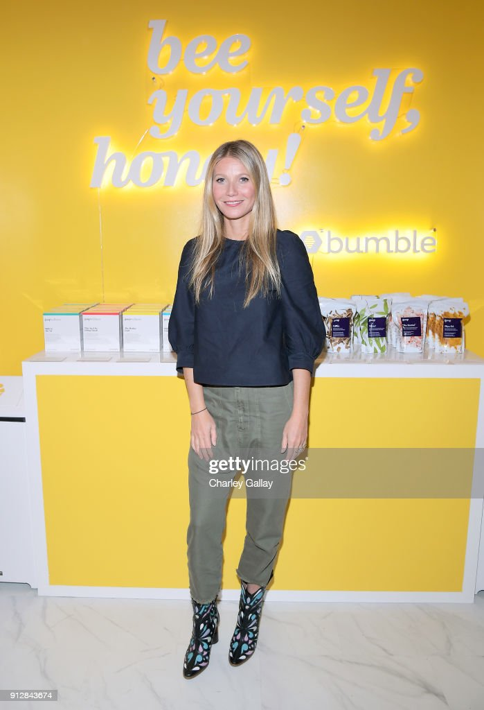 Bumble Hive LA Debut with Gwyneth Paltrow and Friends