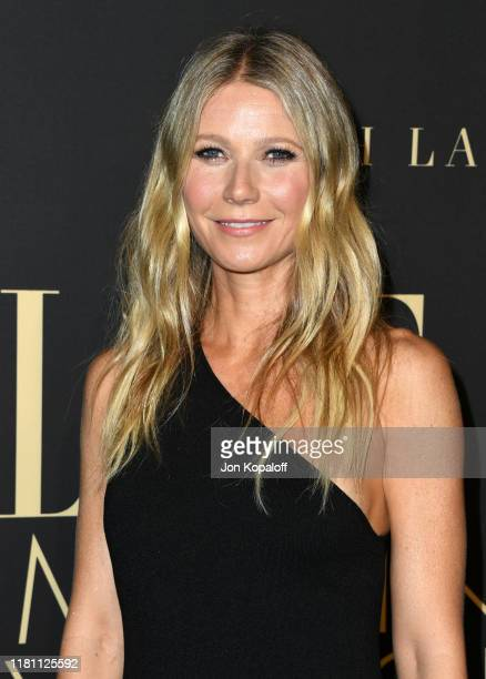 Gwyneth Paltrow attends ELLE Women In Hollywood at the Beverly Wilshire Four Seasons Hotel on October 14, 2019 in Beverly Hills, California.