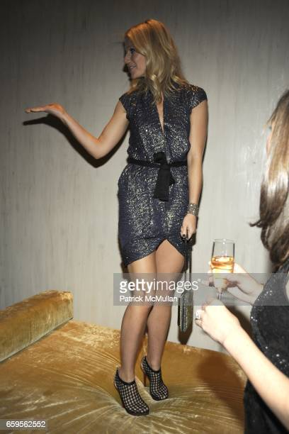 Gwyneth Paltrow attends Gwyneth Paltrow and VBH's Bruce Hoeksema Host Cocktail Party for Valentino The Last Emperor at VBH on October 27 2009 in New...