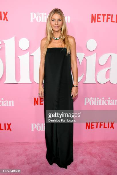 """Gwyneth Paltrow attends Netflix's """"The Politician"""" Season One Premiere at DGA Theater on September 26, 2019 in New York City."""
