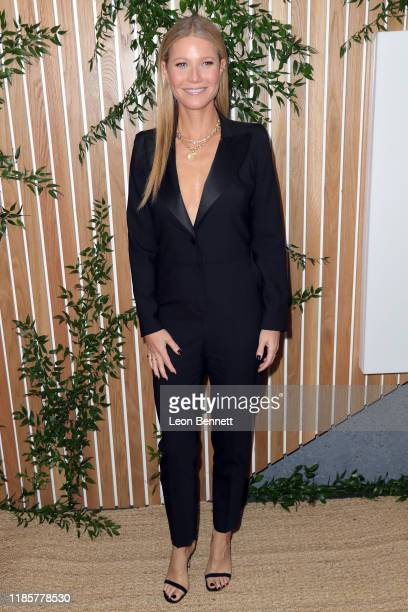 Gwyneth Paltrow attends the 1 Hotel West Hollywood Grand Opening Event at 1 Hotel West Hollywood on November 05 2019 in West Hollywood California