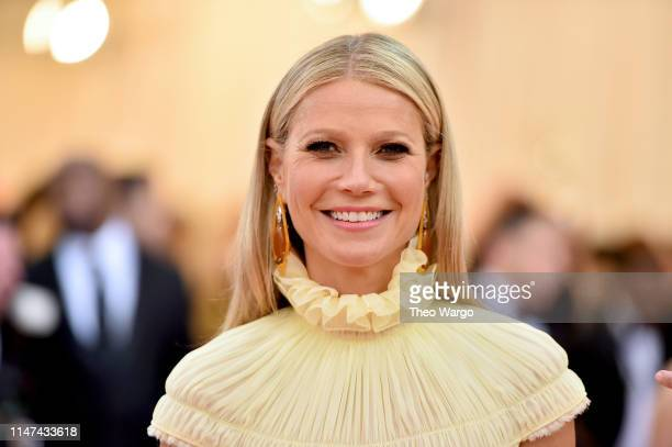 Gwyneth Paltrow attends The 2019 Met Gala Celebrating Camp Notes on Fashion at Metropolitan Museum of Art on May 06 2019 in New York City
