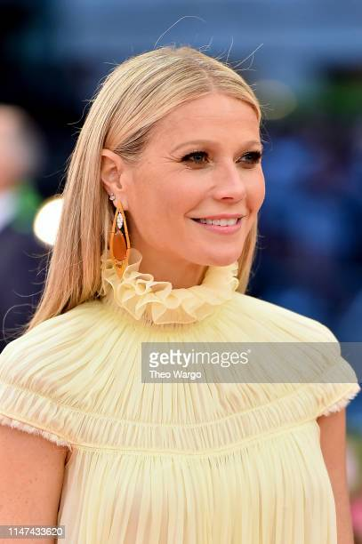 Gwyneth Paltrow attends The 2019 Met Gala Celebrating Camp: Notes on Fashion at Metropolitan Museum of Art on May 06, 2019 in New York City.