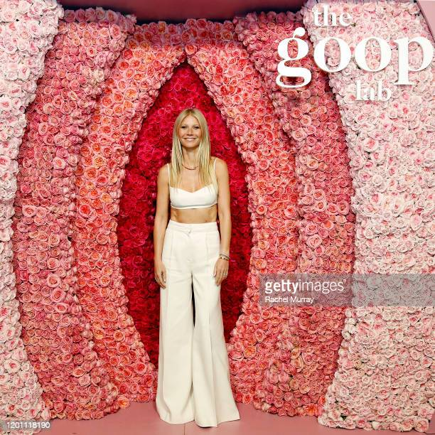 Gwyneth Paltrow attends the goop lab Special Screening in Los Angeles, California on January 21, 2020.