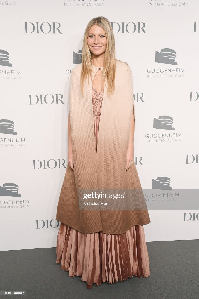 Guggenheim International Gala Dinner, Made Possible By Dior : News Photo