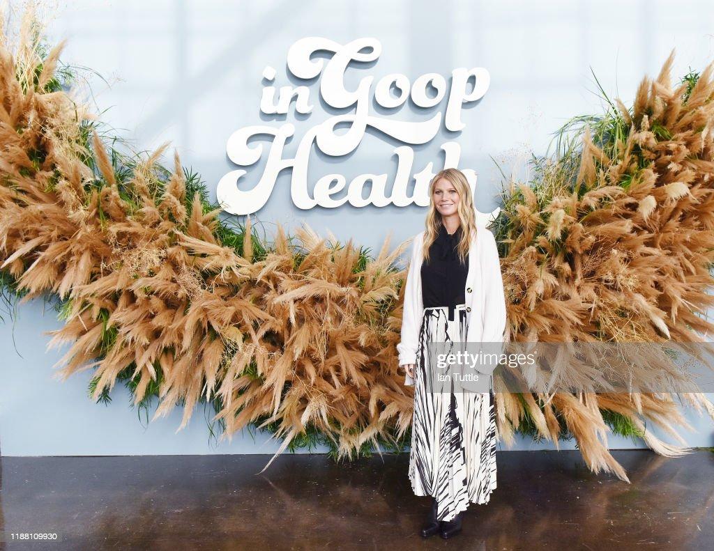In goop Health Summit San Francisco 2019 : News Photo
