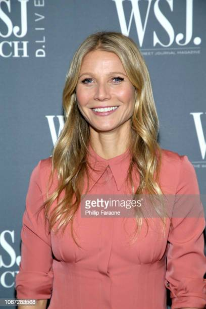 Gwyneth Paltrow attends the WSJ Tech DLive at Montage Laguna Beach on November 13 2018 in Laguna Beach California