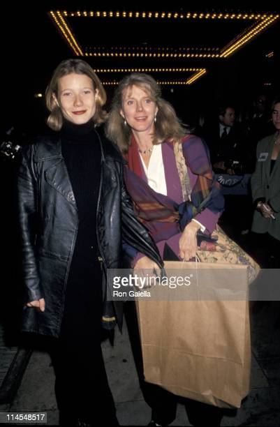 Gwyneth Paltrow Blythe Danner during 'The Saint of Fort Washington' Opening To Benefit Creative Coalition at Worldwide Plaza Cinema in New York City...