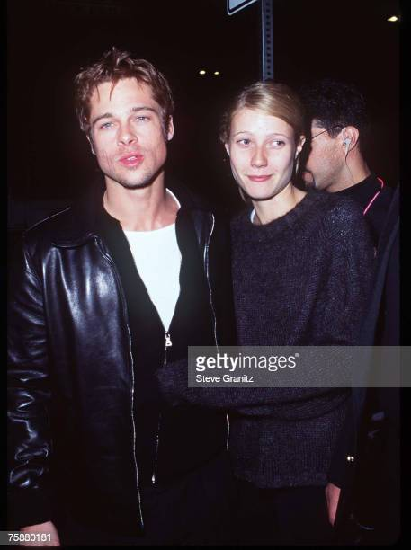 Gwyneth Paltrow Brad Pitt