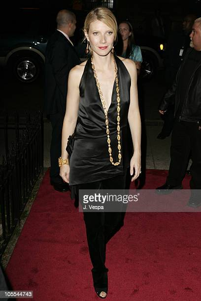 Gwyneth Paltrow during 2005 Toronto Film Festival 'Proof' Party at Hugo Boss Store in Toronto Canada