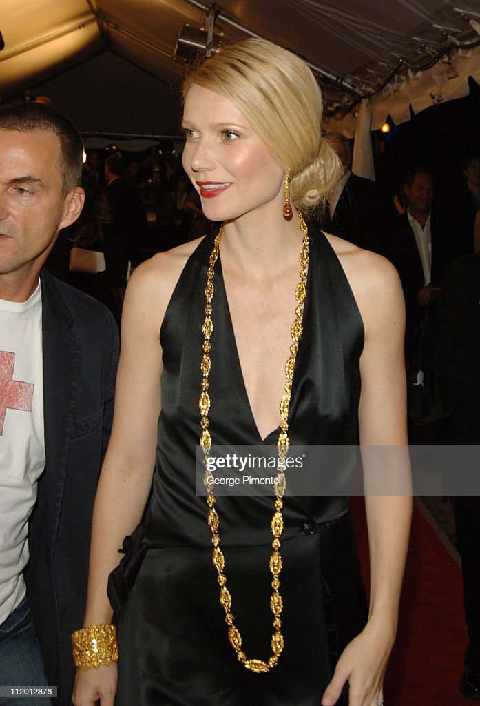 Gwyneth Paltrow during 2005 Toronto Film Festival - 'Proof' Premiere at Roy Thompson Hall in Toronto, Canada.