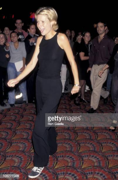 Gwyneth Paltrow during 'Boogie Nights' New York City Premiere at Life in New York City New York United States