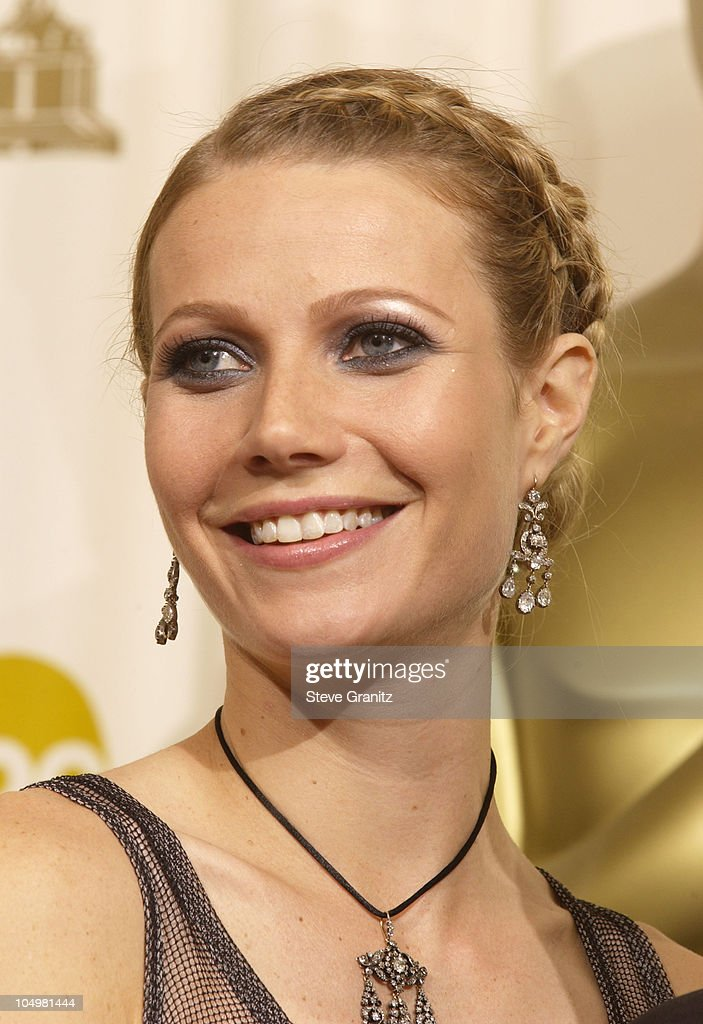 Gwyneth Paltrow during The 74th Annual Academy Awards - Press Room at Kodak Theater in Hollywood, California, United States.