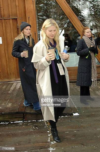 Gwyneth Paltrow Exclusive Coverage