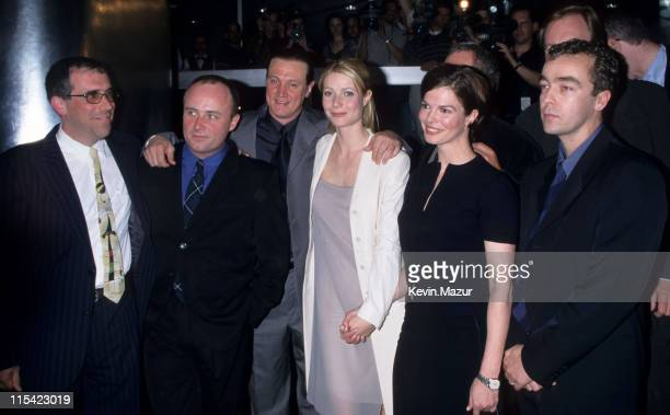 Gwyneth Paltrow Jeanne Tripplehorn and John Hannah