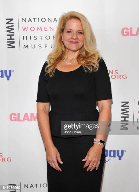 Gwynne Shotwell at the Women Making History Awards at The Beverly Hilton Hotel on September 16 2017 in Beverly Hills California
