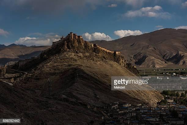 Gyantse Dzong (Fortress), Tibet, China