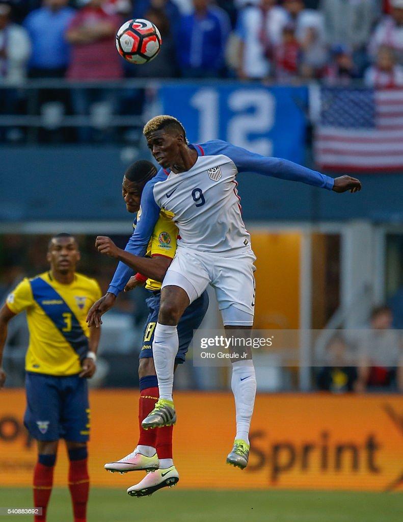 United States v Ecuador: Quarterfinal - Copa America Centenario : ニュース写真