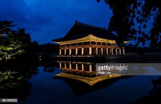 Gyeong-bok Palace in Seoul