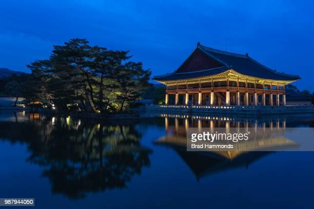 Gyeongbokgung Reflections