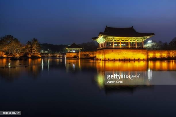 Gyeongju Ahnapji Reflections