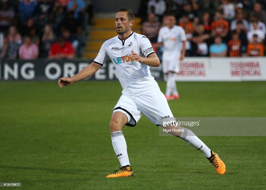 Barnet v Swansea City - Pre Season Friendly : News Photo