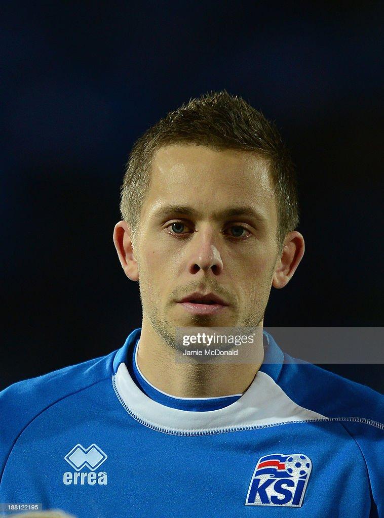 Iceland v Croatia - FIFA 2014 World Cup Qualifier: Play-off First Leg : News Photo