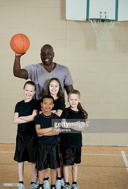 gym class - pe teacher stock photos and pictures
