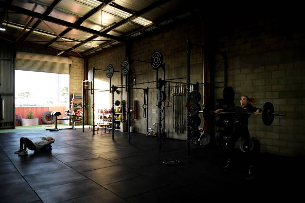 AUS: Gyms Reopen In South Australia As Coronavirus Restrictions Ease