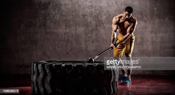 gym hammer training