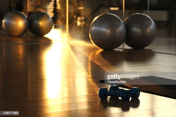 - Fitnessraum