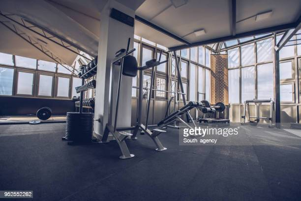 gym - gym stock pictures, royalty-free photos & images