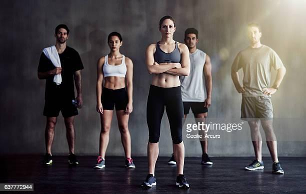 Gym squad