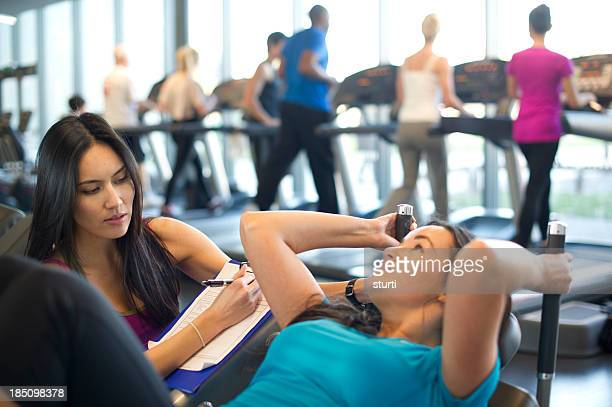 gym trainer advice