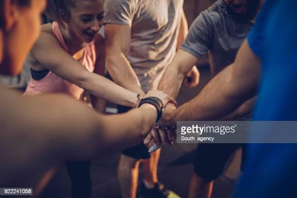 Gym unity