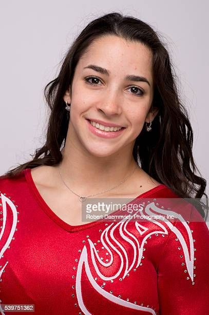 Gymnast Aly Raisman at the Team USA Media Summit in Dallas TX in advance of the 2012 London Olympics
